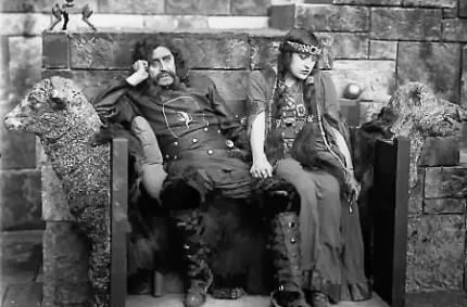 Beerbohm Tree's Silent Macbeth (1916)