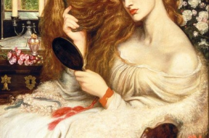 Lily MacPhee as Rossetti's Lady Lilith