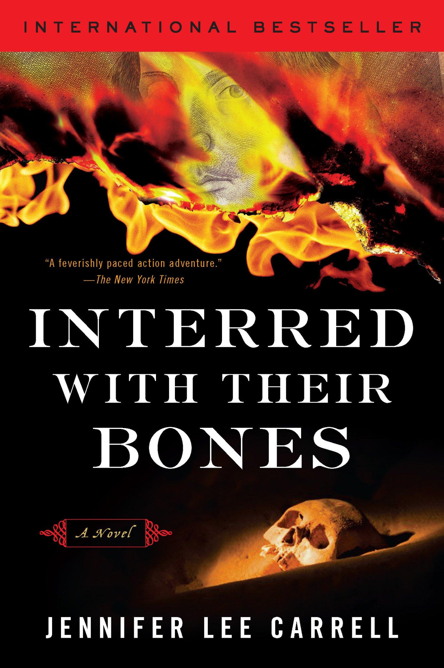 "Interred With Their Bones / The Shakespeare Secret: ""Glorious fun"" (trailer)"