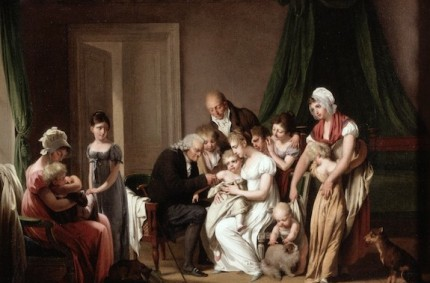 Louis-Léopold Boilly, The Vaccination
