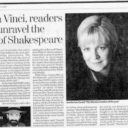 The Shakespeare Secret in The Independent