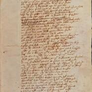 Shakespeare's Manuscripts