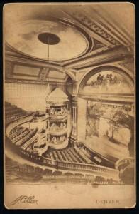 Tabor Grand Opera House, Denver